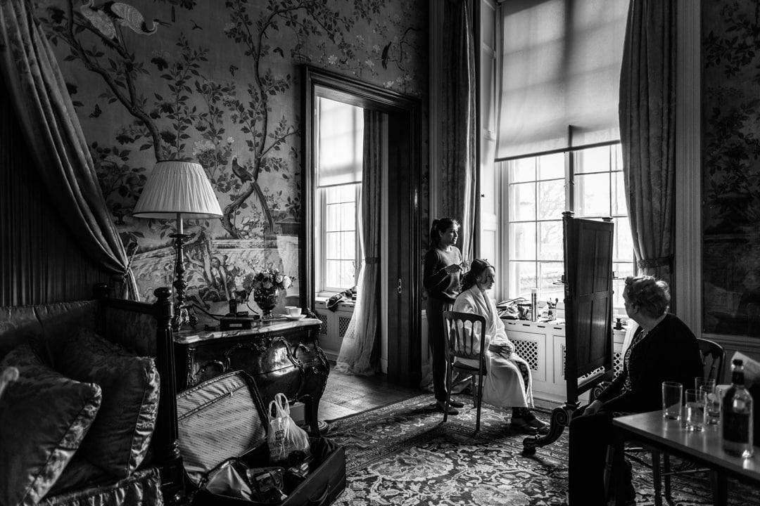 The Kings Rooms at Belvoir Castle