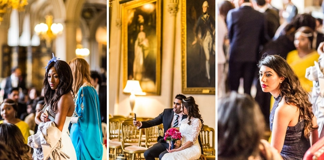 Persian or Iranian wedding ceremony at Belvoir