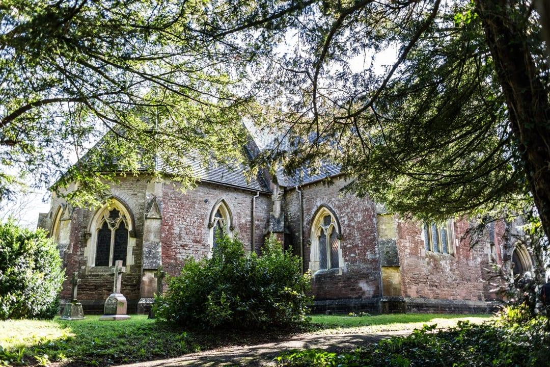 Christ Church, Llanwarne