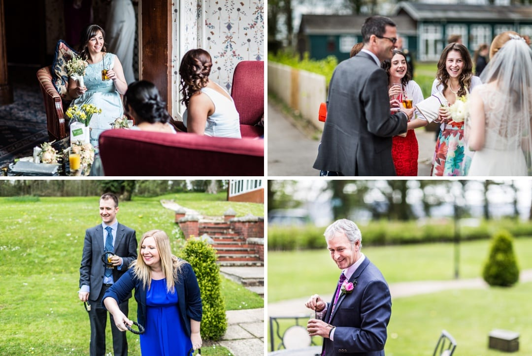 wedding in south wales