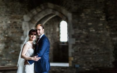 Caerphilly Castle Wedding – Julia & Nik
