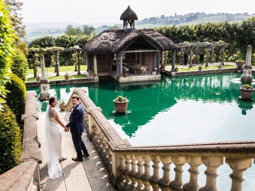 Wedding at The Lost Orangery at Euridge Manor – Emily & Nicholas