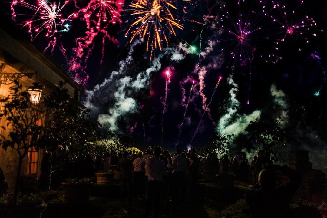 fireworks over euridge manor