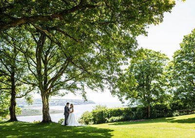 Mansion House Wedding – Ffion & Gerallt