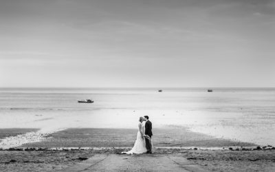 Wedding at Oxwich Bay Hotel – Becky & Tom