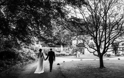Felin Newydd House Wedding – Victoria & John
