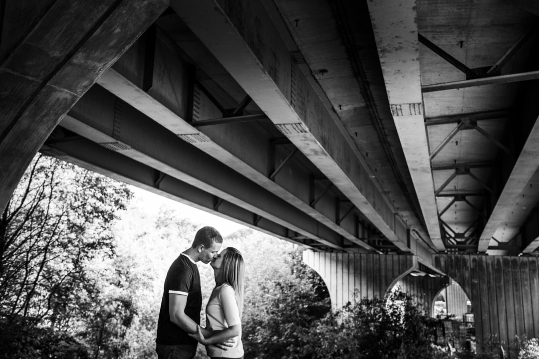 Pre wedding shoot in South Wales
