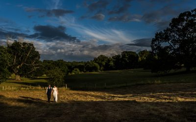 Llanvihangel Court Wedding – Harriet & Grant