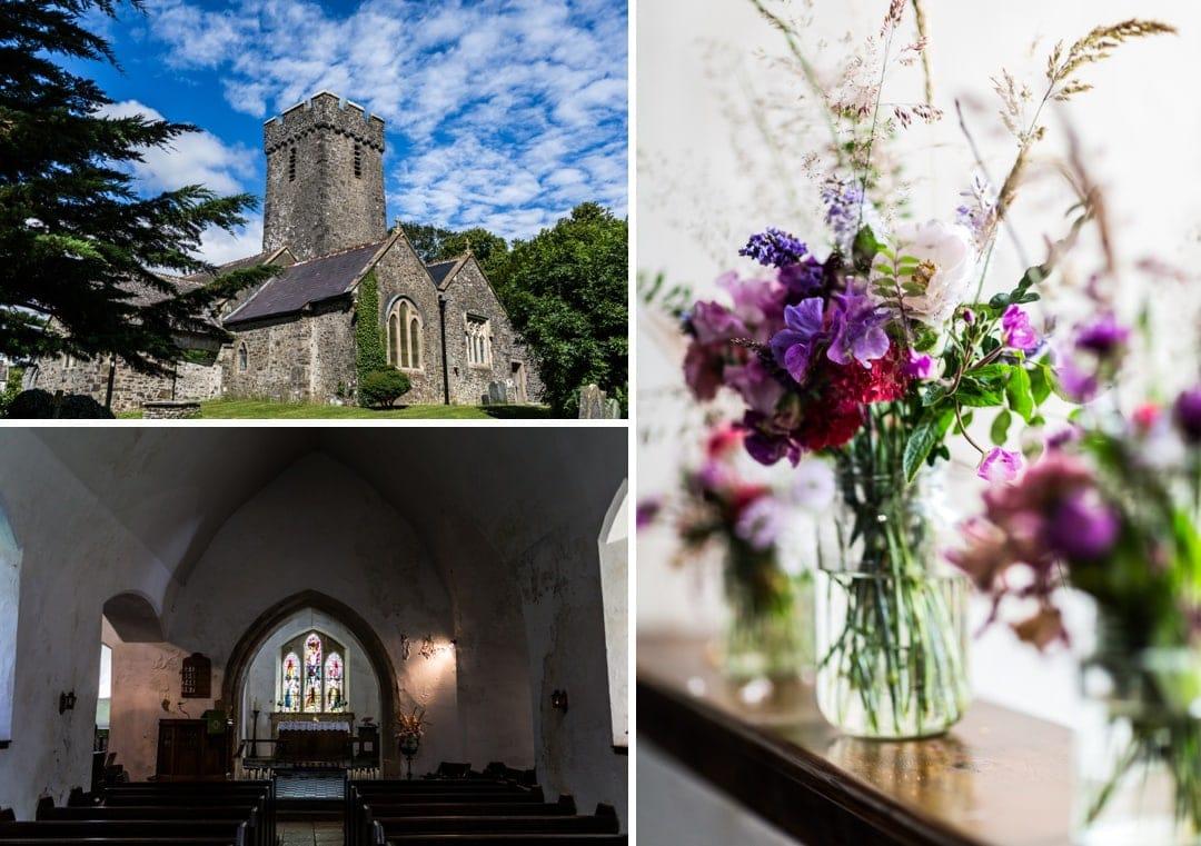 St Elidyr's Church in Pembrokeshire