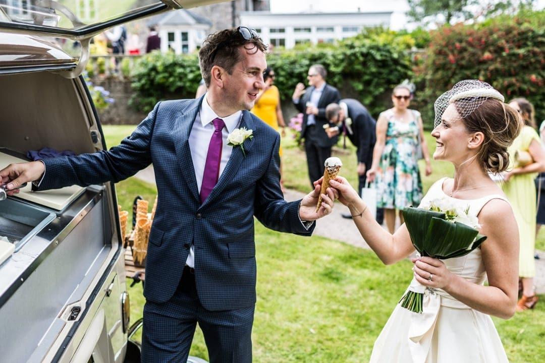 Pembrokeshire wedding