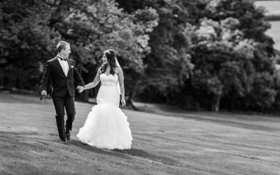 Buckland Hall Wedding in South Wales – Alexandra & Ryan