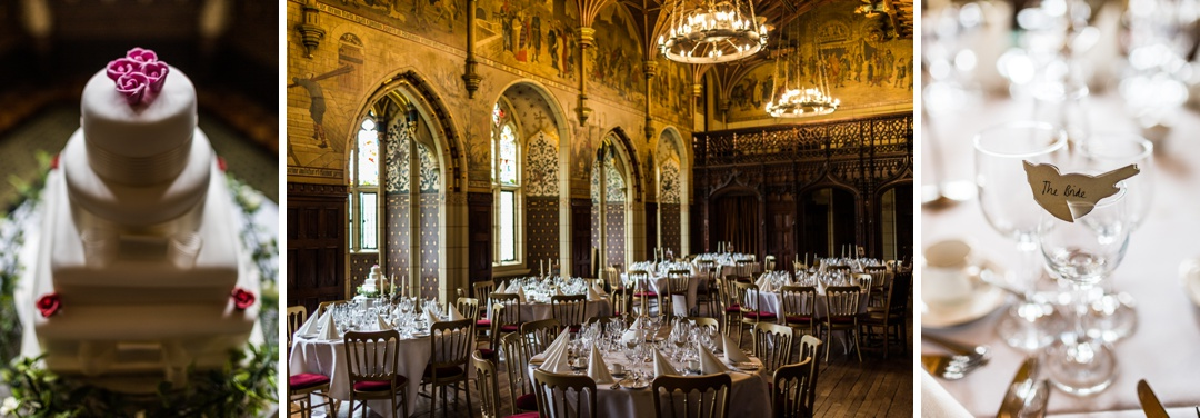 banqueting hall at cardiff castle