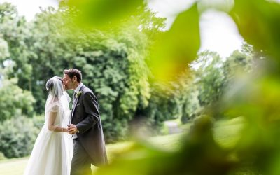 Wedding at Coed Y Mwstwr – Sarah & Huw