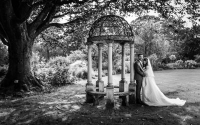 Wedding at Miskin Manor – Anna & Dane