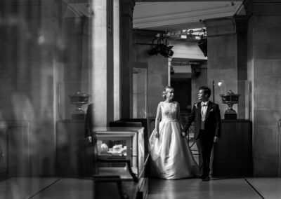 National Museum Cardiff – Victoria & Kenny