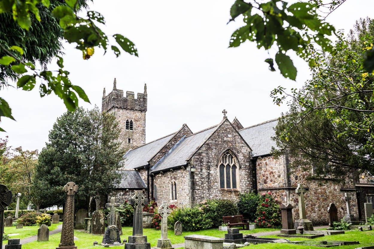 St Isan Church, Llanishan, Cardiff