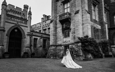 Wedding at Belvoir Castle – Susan & Andrew