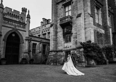 Wedding at Belvoir Castle – Susan & Andrew