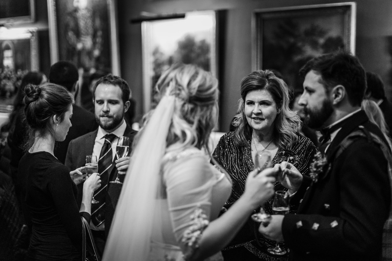 Wedding at Belvoir Castle