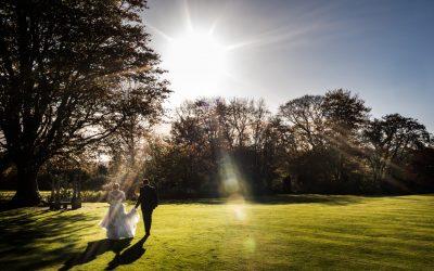 Wedding at Miskin Manor – Kate & Chris