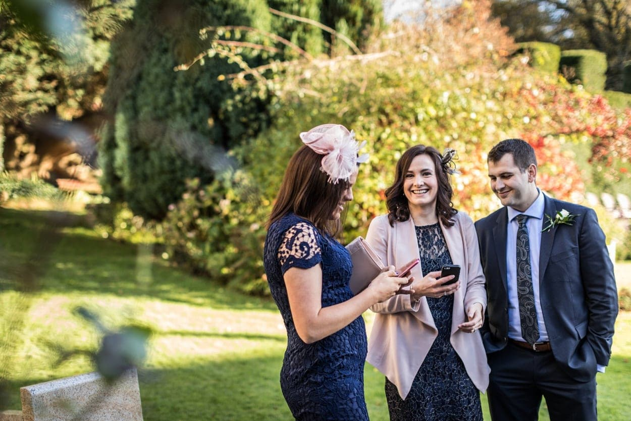 wedding dat at miskin manor in south wales