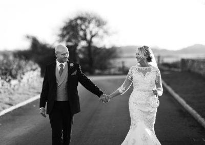 Wedding at The Corran – Paula & Ashleigh