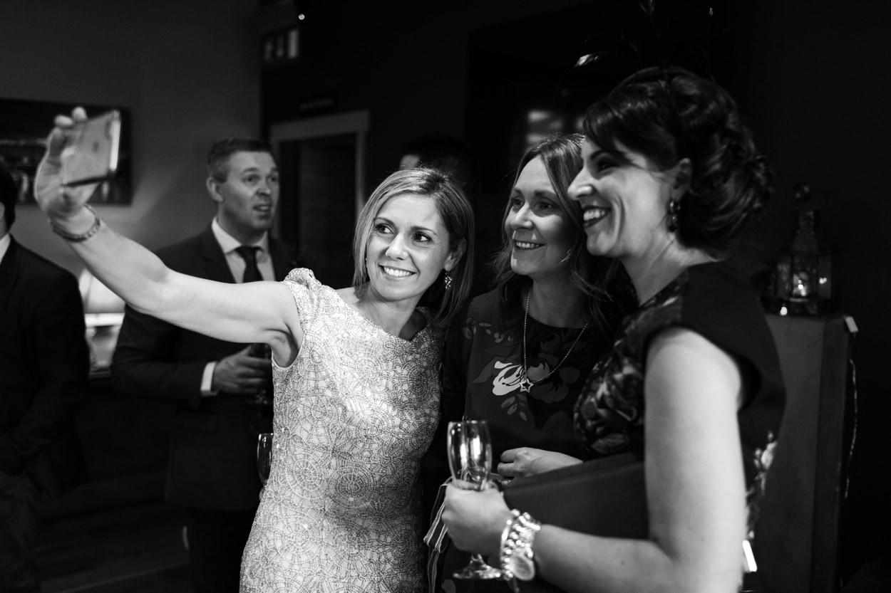 wedding reception at The Corran