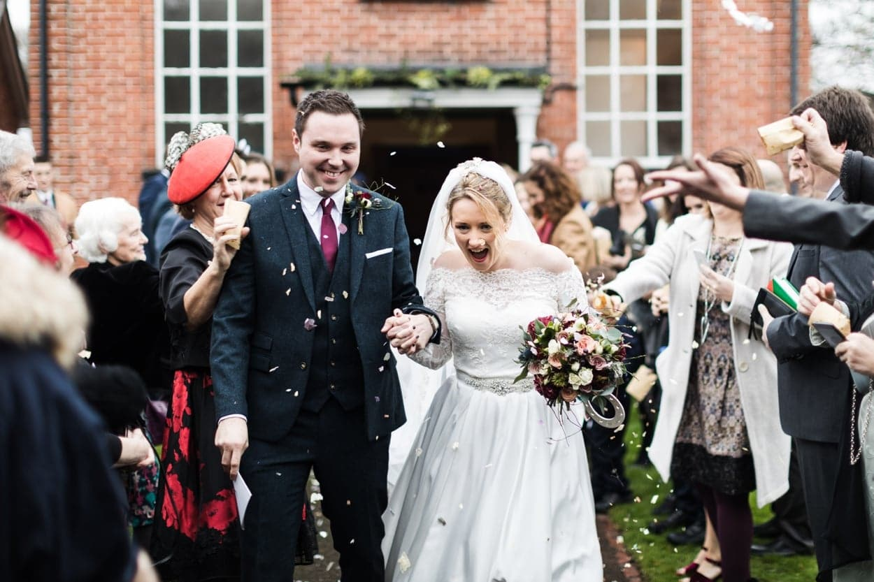 Wedding in Monmouthshire