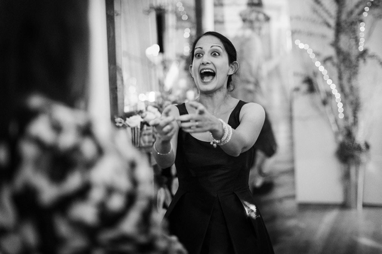 Wedding dancing Caer Llan in Monmoutshire