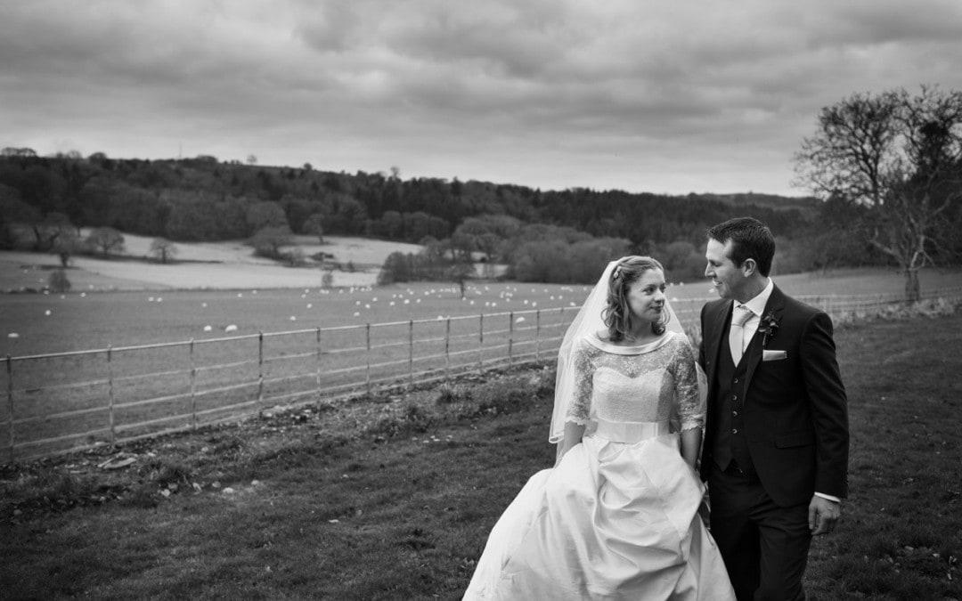 Wedding at Nanteos – Mared & Mark