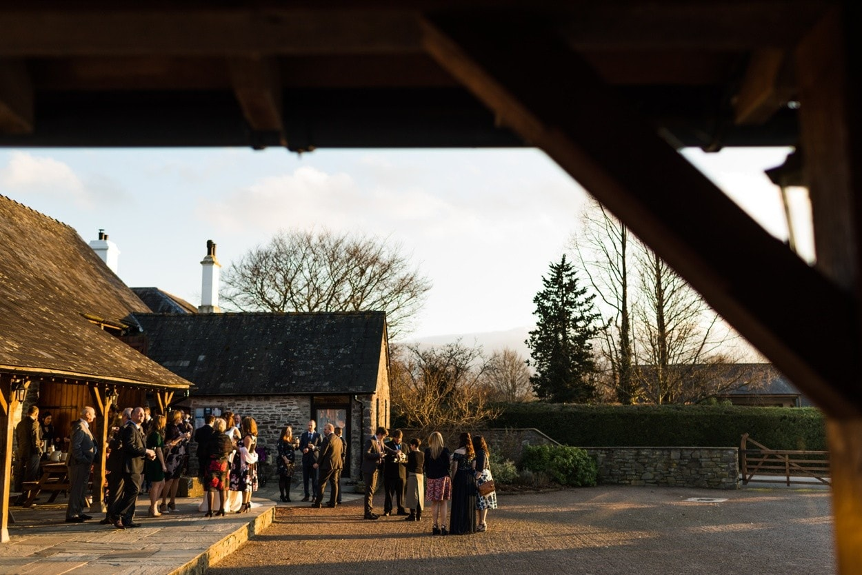 Wedding at The Barn at Brynich