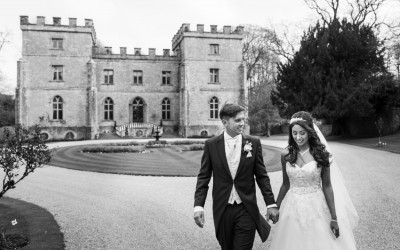 Clearwell Castle Wedding – Chetna & Ryan