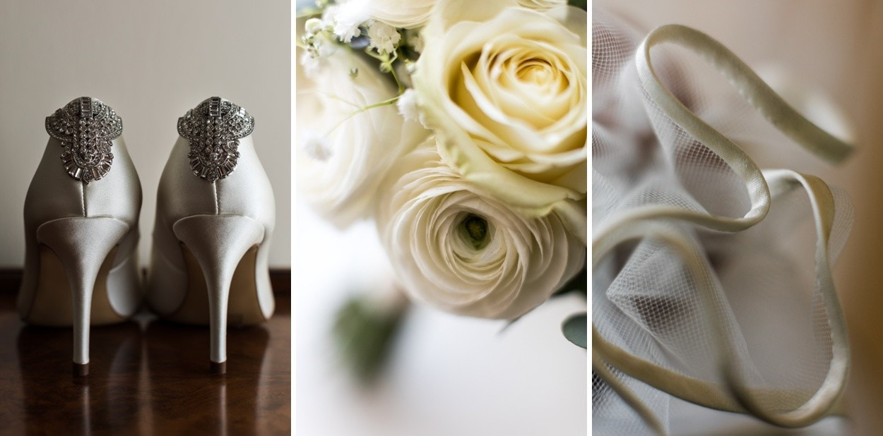 Wedding day details for Llanelly House
