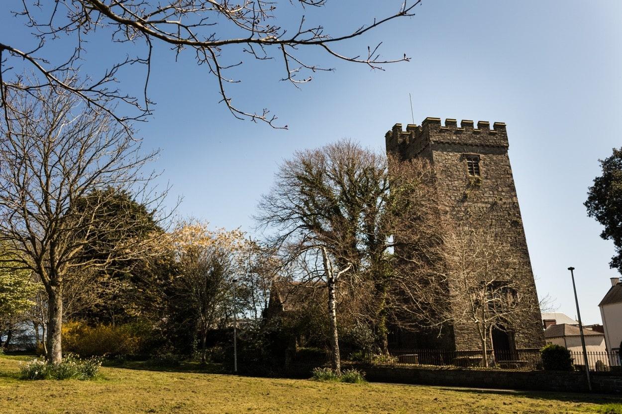 St Elli Church in Llanelli, South Wales
