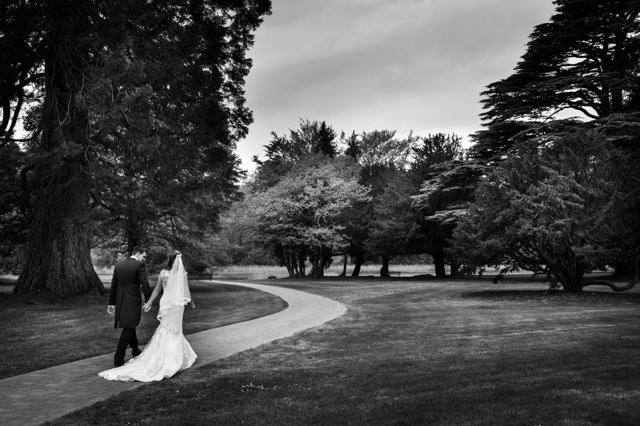 Wedding at Hensol Castle in South Wales