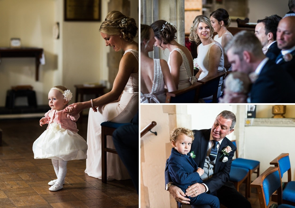 Wedding at Christ Church in Radyr