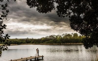 Spring Wedding at Hensol Castle – Kate & Alex