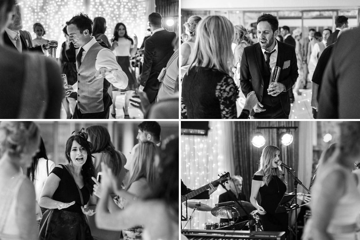 Dancing at Hensol Castle