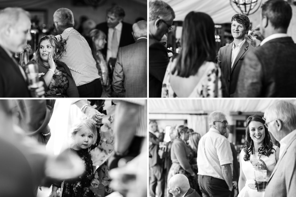 Wedding at Oldwalls - Kathryn & Nick 1
