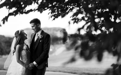 Wedding At The Lodge, Celtic Manor – Becky & Josh