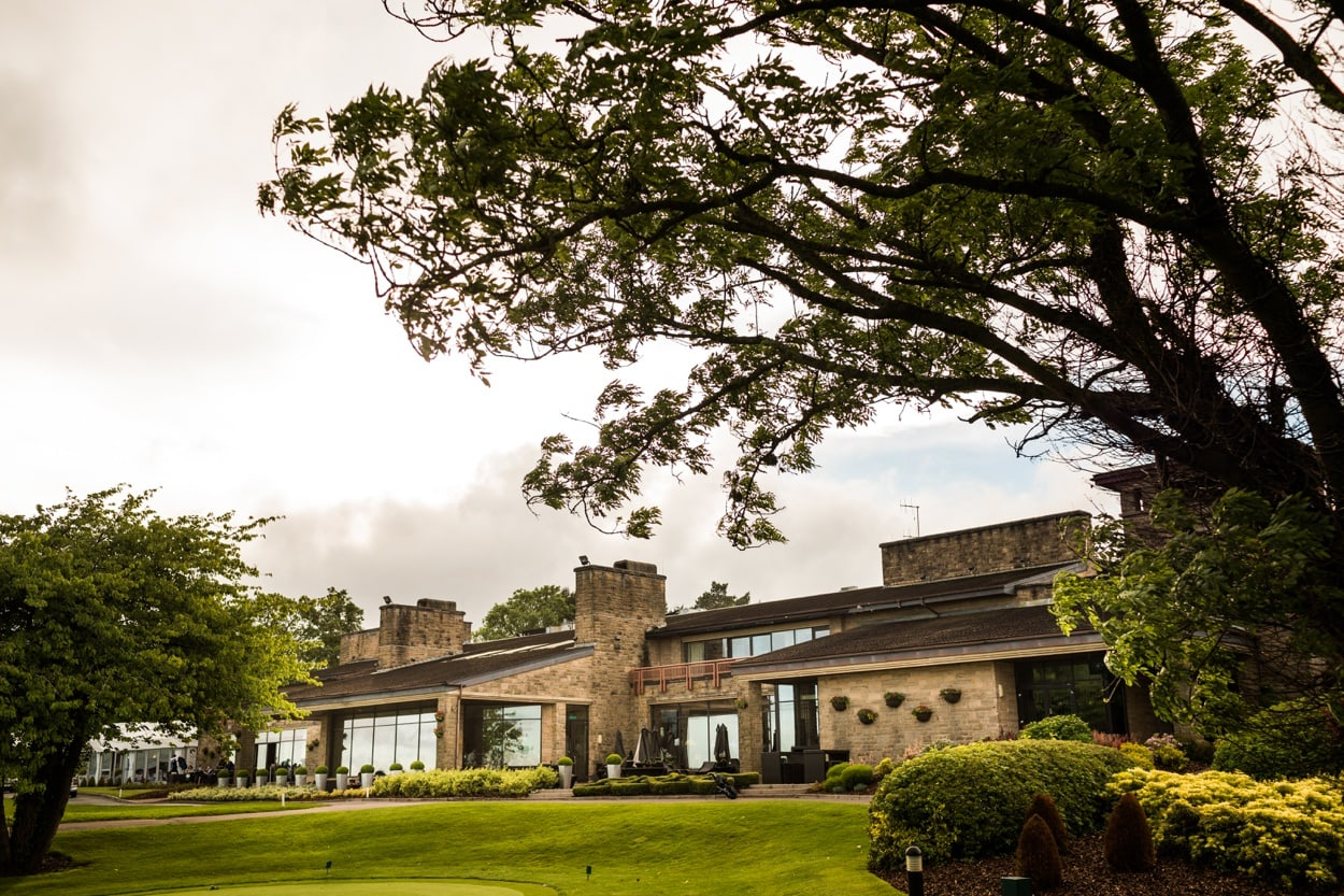 The Lodge, Celtic Manor