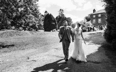 Pembrokeshire Wedding Photography at Hammet House – Laura & David