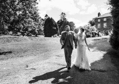 Wedding at Hammet House – Laura & David