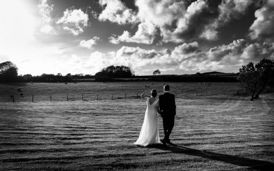 Spring Wedding at Oldwalls – Rhiannon & Richard