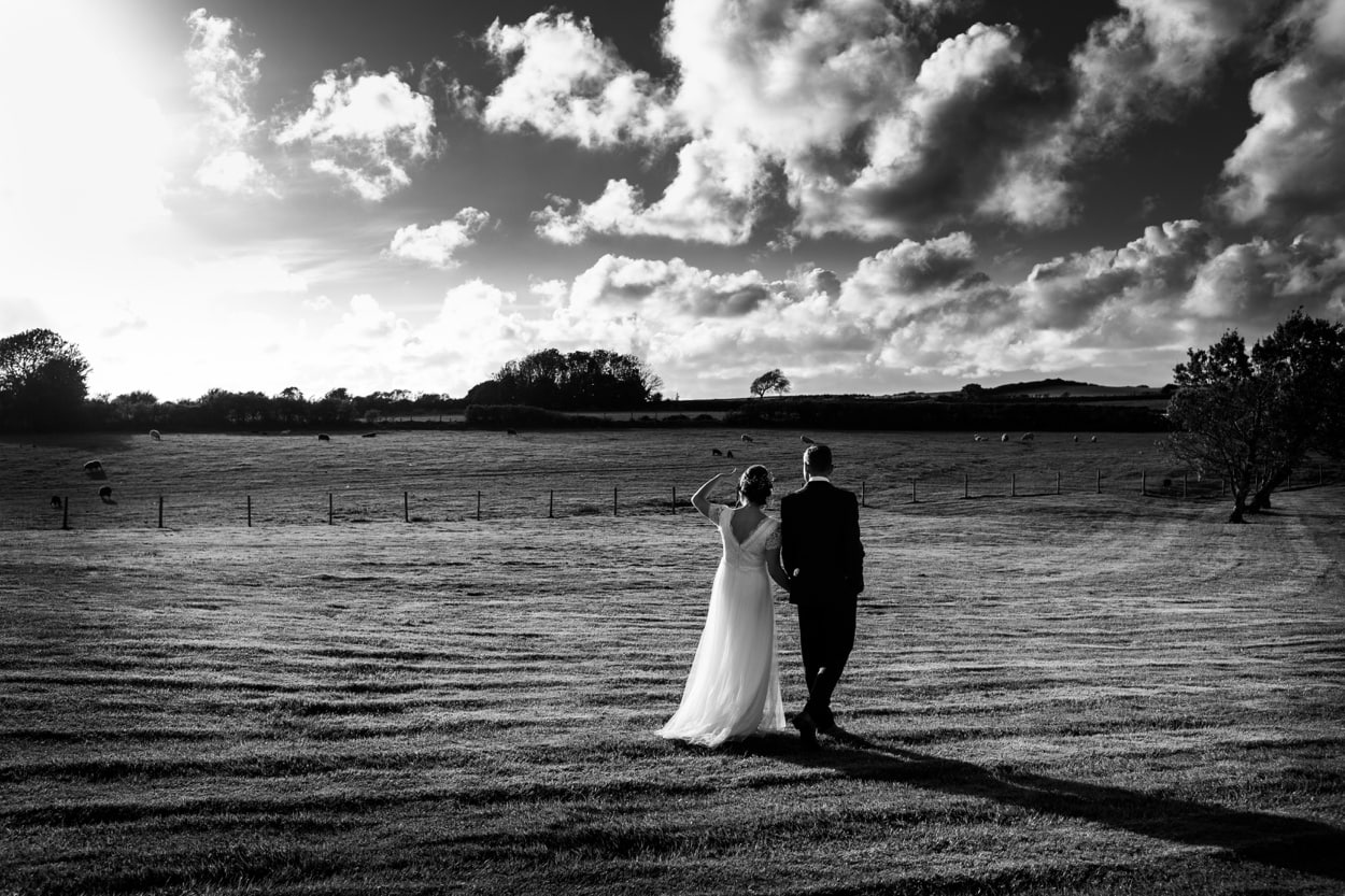 Spring wedding at Oldwalls