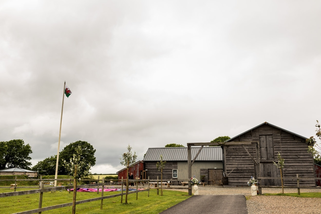 Woodhouse Barn in Pembrokeshire
