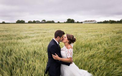 Woodhouse Barn Wedding – Abi & Ben