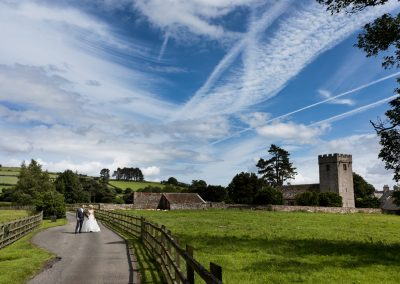 Sammie and Rufus' Wedding at Peterstone Court