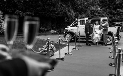 Wedding at De Courceys Manor – Rhiannon & Martin