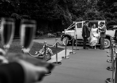Wedding at De Courceys Manor – Rhiannon & Martin